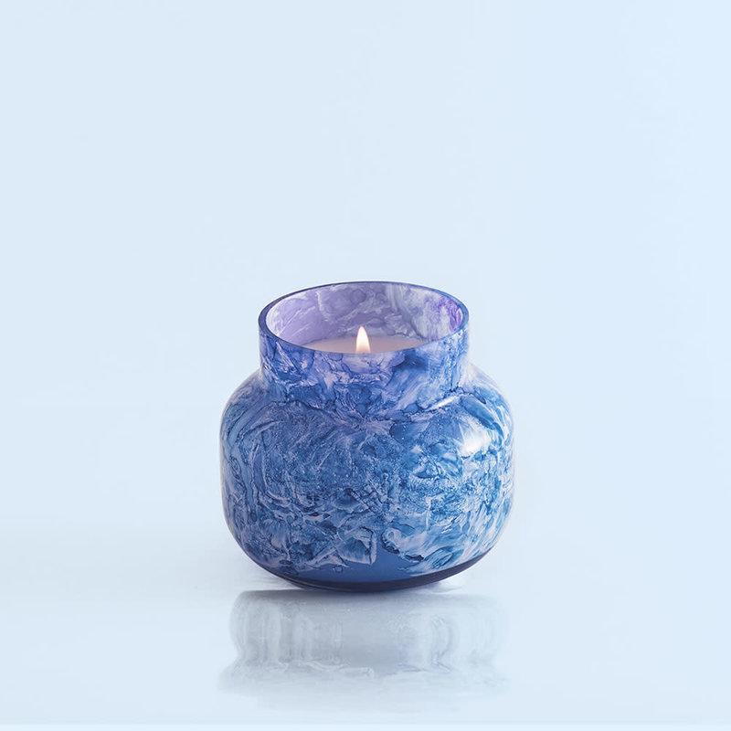 capri BLUE Blue Jean  Petite Jar Candle, 8.0 oz