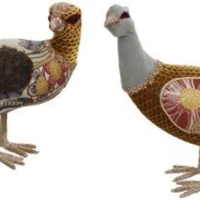 Mark Roberts Mark Roberts - Glittred Pheasant 19x12, Pair