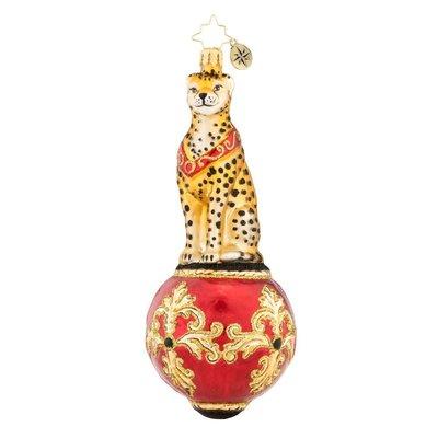 Radko Radko Ornament - Majestic Cheetah