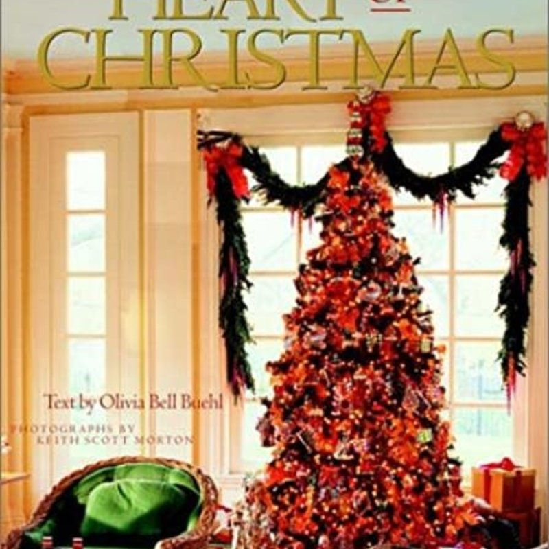 Radko Radko Heart of Christmas Book