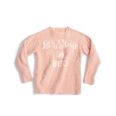 Shiraleah Let's Stay in Bed sweater