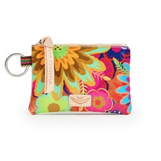 Consuela Teeny Pouch, Trista Busy Floral