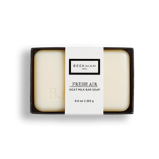 Beekman 1802 Inc Fresh Air Goat Milk Bar Soap, 9 oz