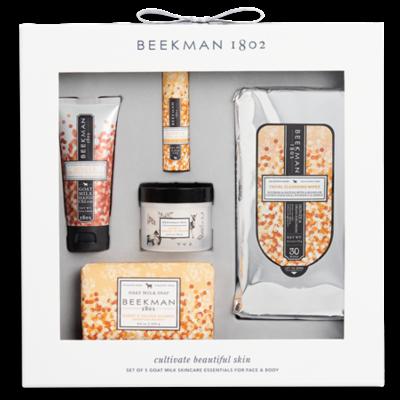 Beekman 1802 Inc 2020 Favorite Fragrance Set, Honey & Orange Blossom