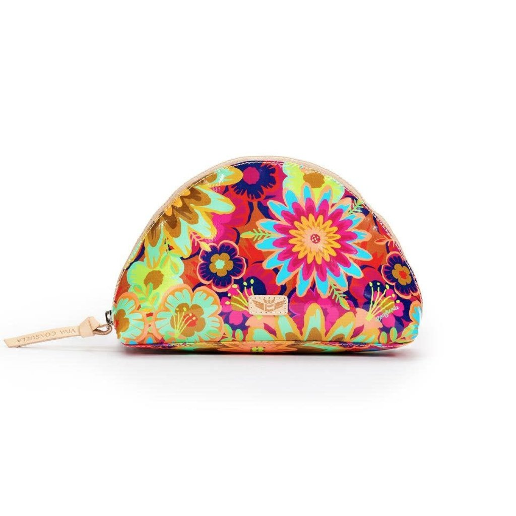 Consuela Large Cosmetic, Trista Busy Floral