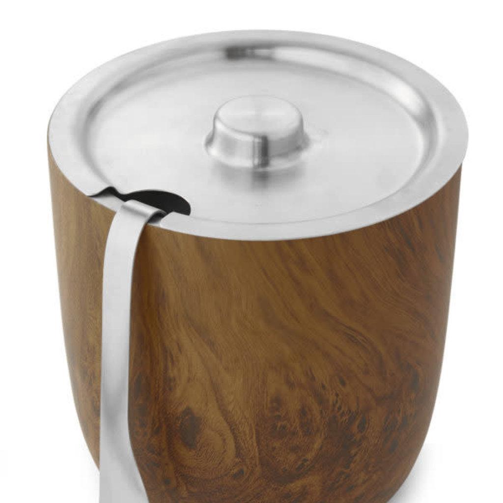 Swell Bottle S'well 68oz Teakwood Ice Bucket