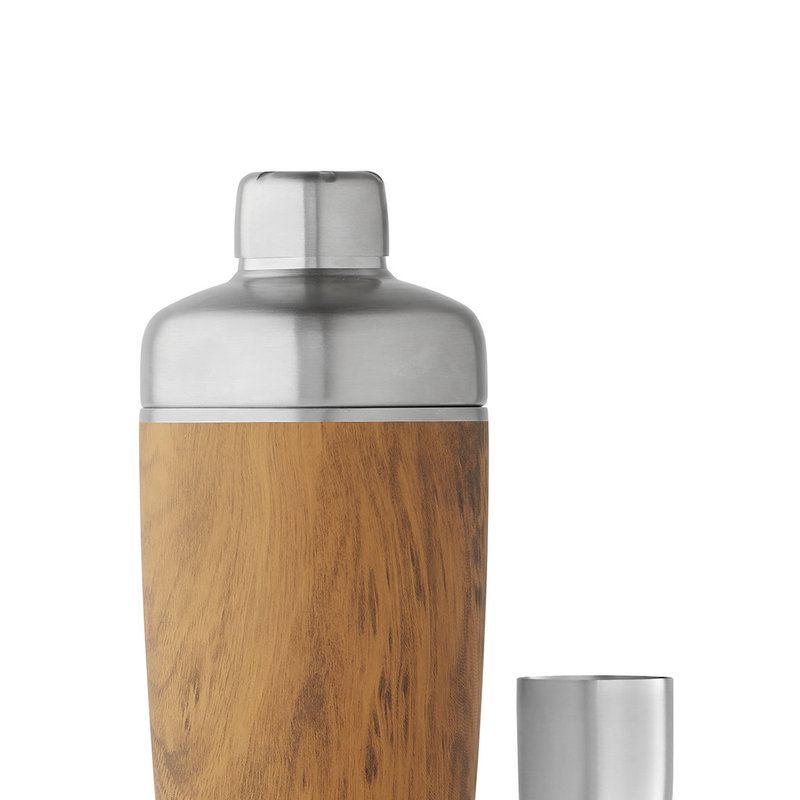 Swell Bottle S'well 18oz. Teakwood Shaker Set