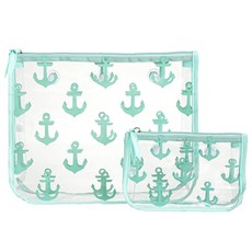 Bogg Bags Bogg Insert Turquoise Anchors