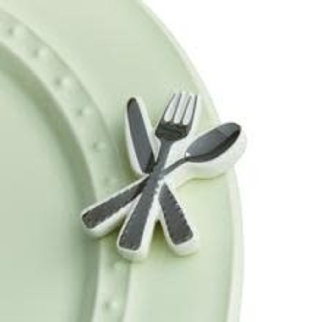nora fleming bon appetit mini(cutlery)