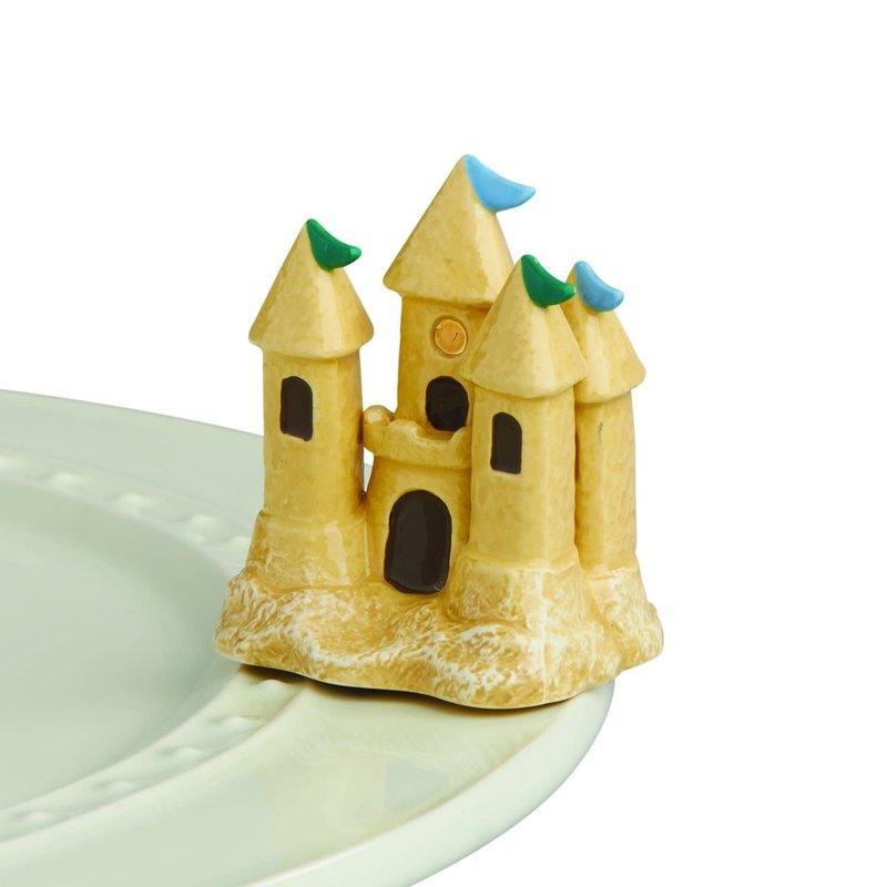 nora fleming magical castle