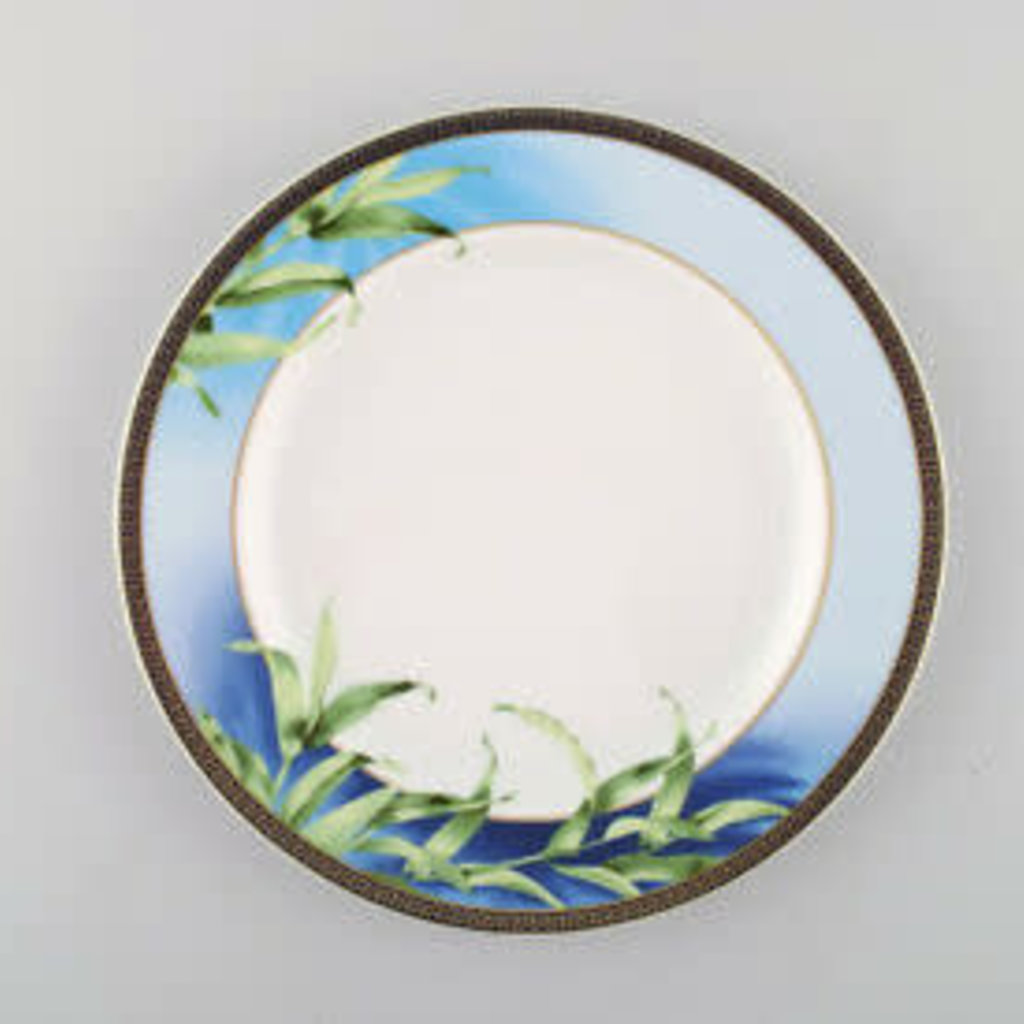 Rosenthal Versace Continental Jungle Plate