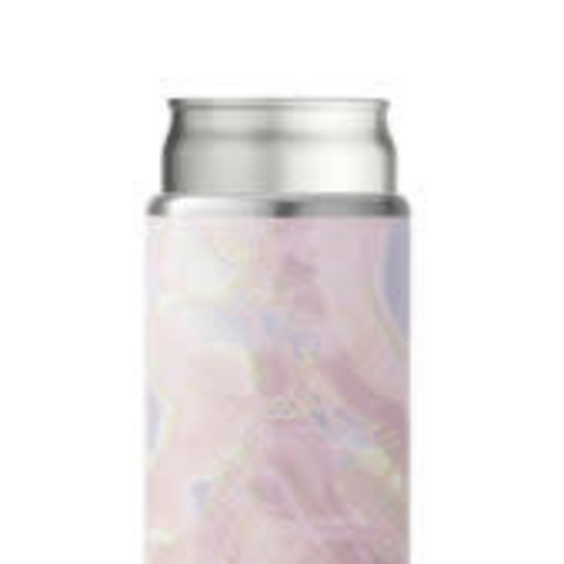 S'well S'well 12 oz. Geode Rose Slim Drink Chiller