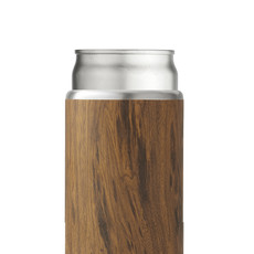 S'well S'well 12 oz. Teakwood Slim Drink Chiller