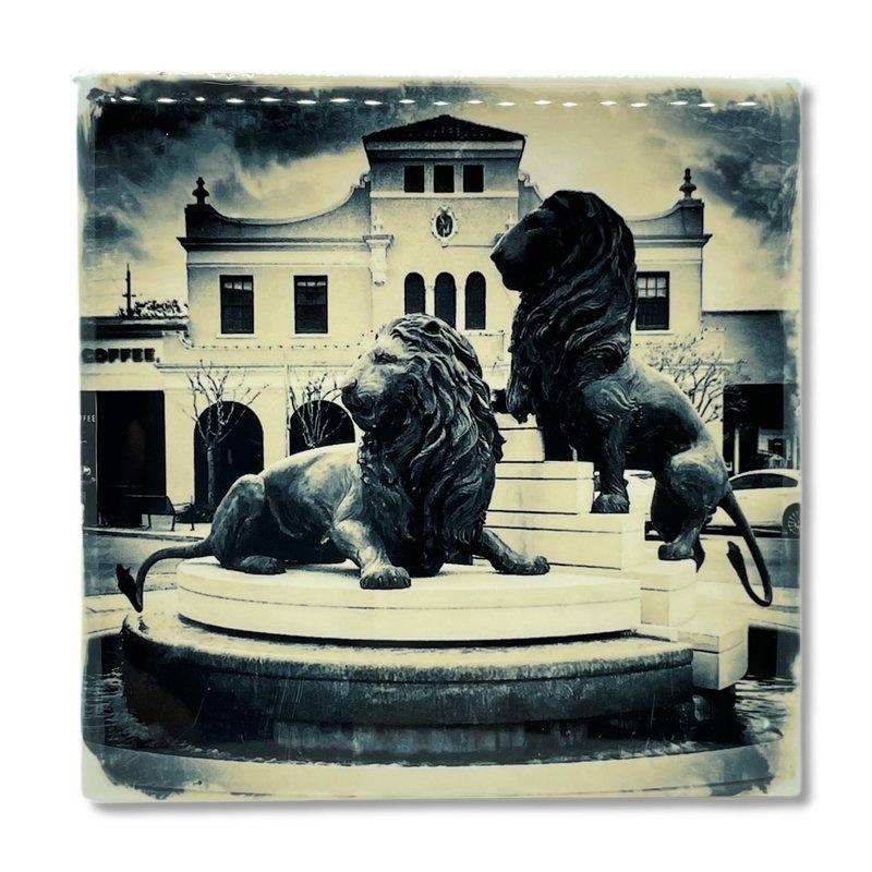 Cityscape Tiles Lions of San Marco Jacksonville Tile