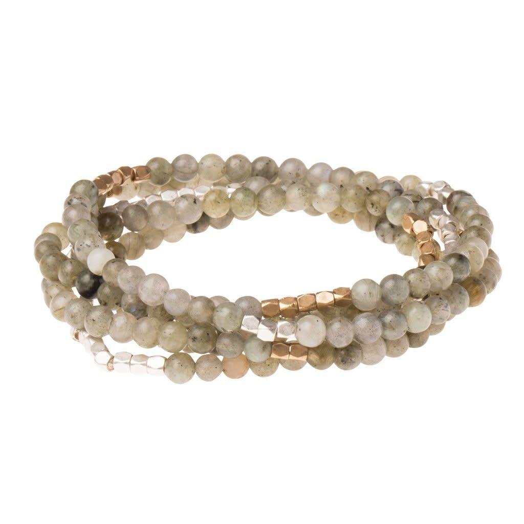 Scout Labradorite - Stone of Magic Bracelet