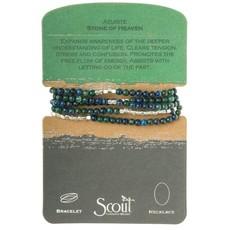 Scout Azurite - Stone of Heaven Bracelet