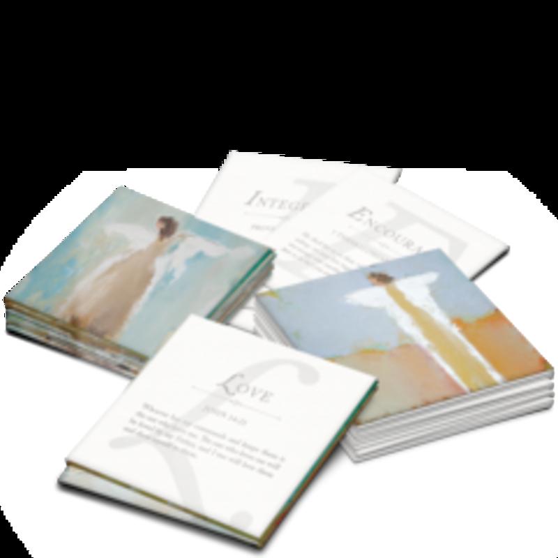 Anne Neilson A-Z Scripture Cards
