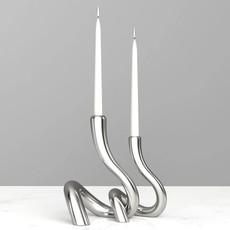"""Beatriz Ball SERPENTE 8 """" Candlestick"""