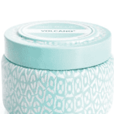 capri BLUE Capri Blue Volcano Signature Aqua Mini Tin Candle