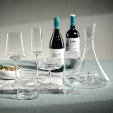Zodax Bandol Fluted Textured Martini