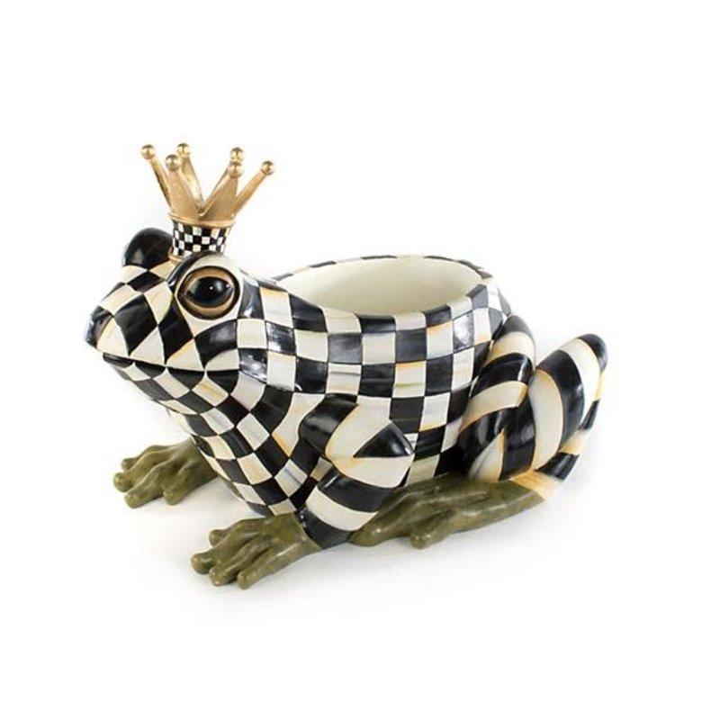 Mackenzie-Childs Fergal The Frog Planter