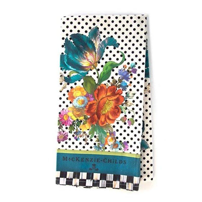 Mackenzie-Childs Flower Market Dish Towel