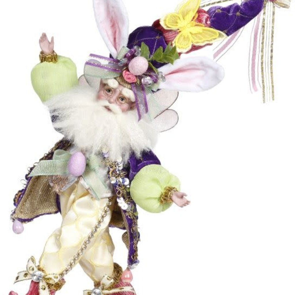Mark Roberts Easter Basket Fairy Small 11 Inches