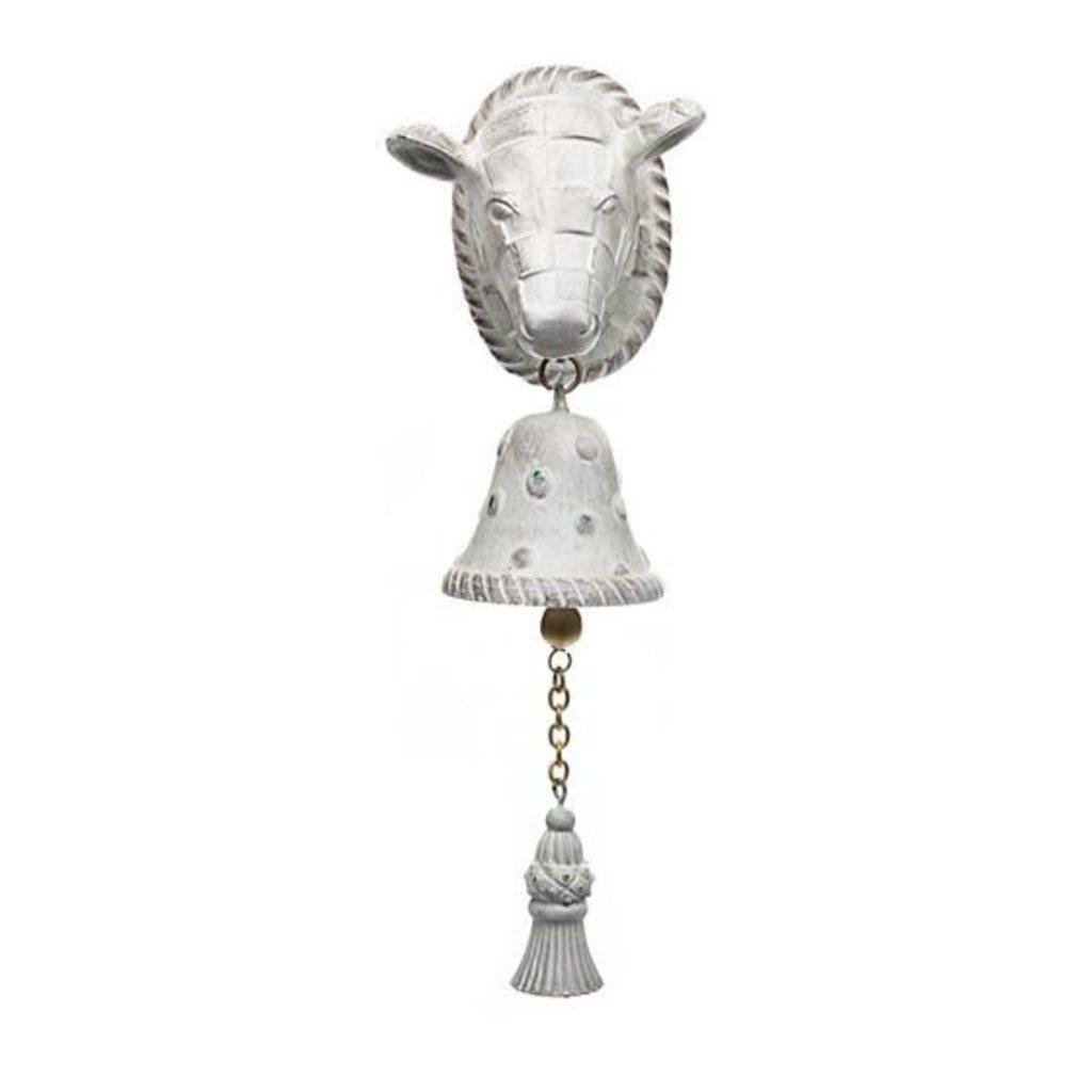 Mackenzie-Childs Cow Bell