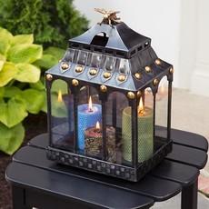 Mackenzie-Childs Busy Bee Lantern