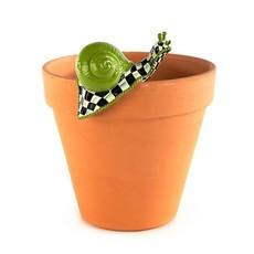 Mackenzie-Childs Snail Pot Climber