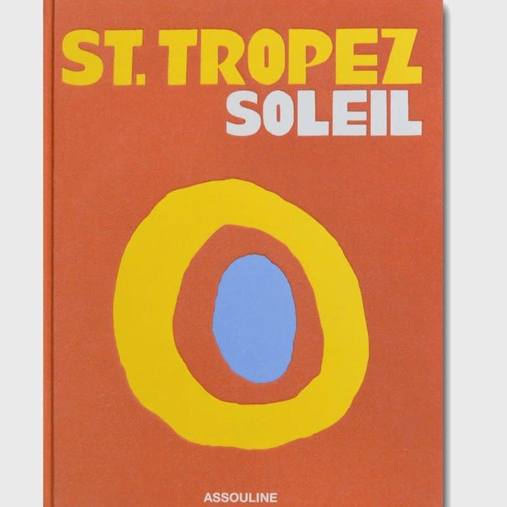 Assouline Publishing St. Tropez Soleil Book