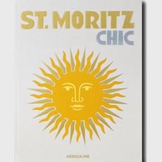 Assouline Publishing St. Moritz Chic Book