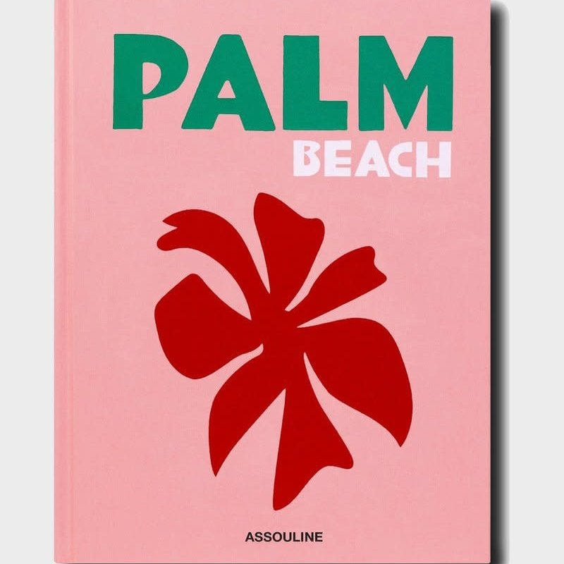 Assouline Publishing Palm Beach Book
