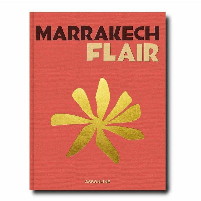 Assouline Publishing Marrakech Flair Book