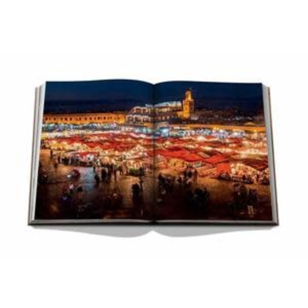 Assouline Publishing Marrakech Flair Book