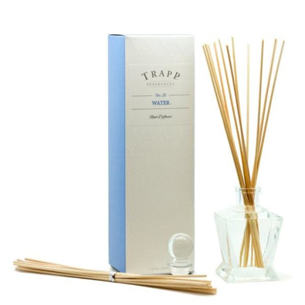 TRAPP Water #20 Reed Diffuser