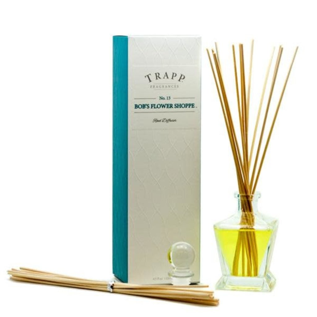 TRAPP Bob's Flower Shoppe #13 Reed Diffuser