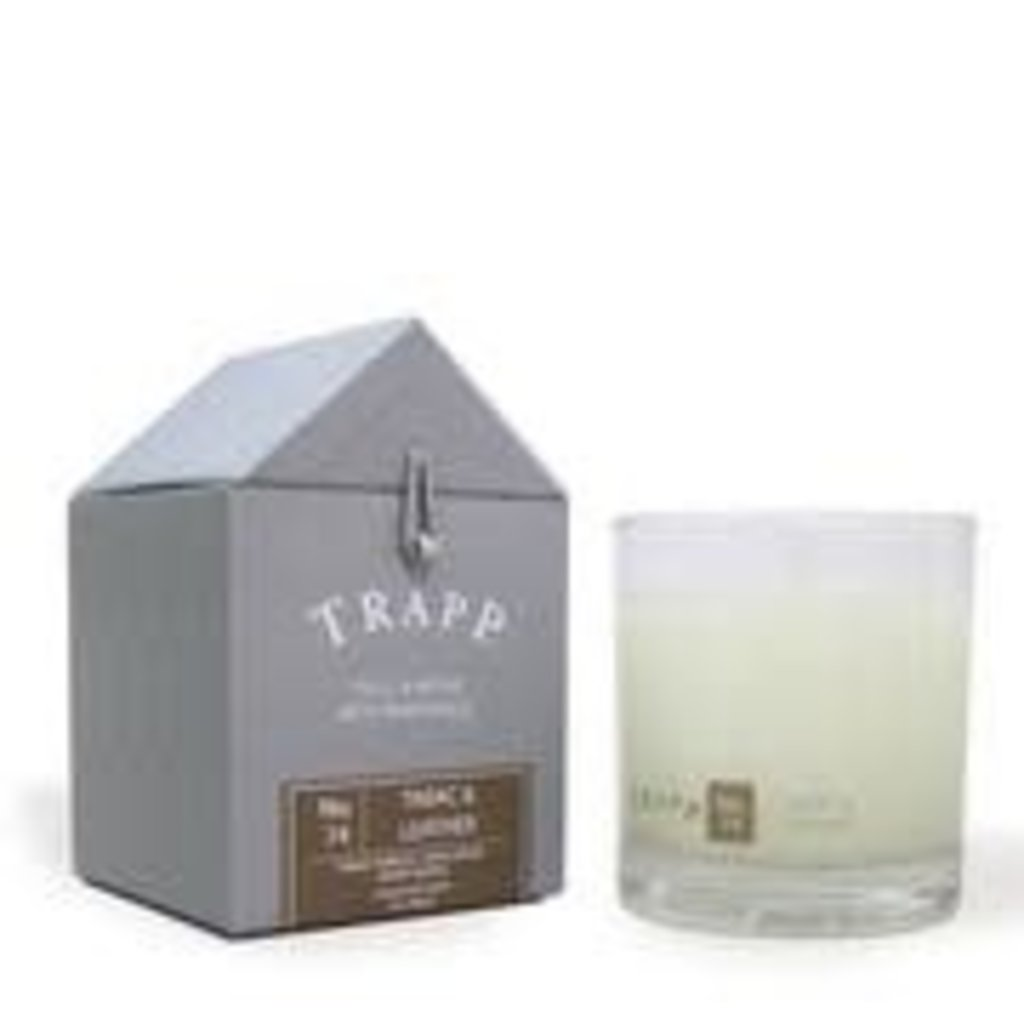 TRAPP TABAC & Leather #74 Candle 7 oz.