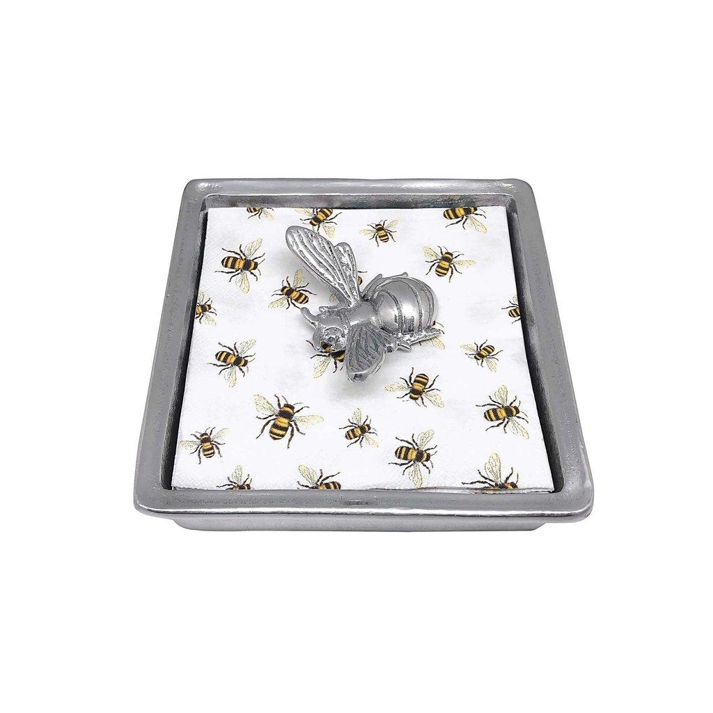Mariposa Daisy Signature Napkin Box