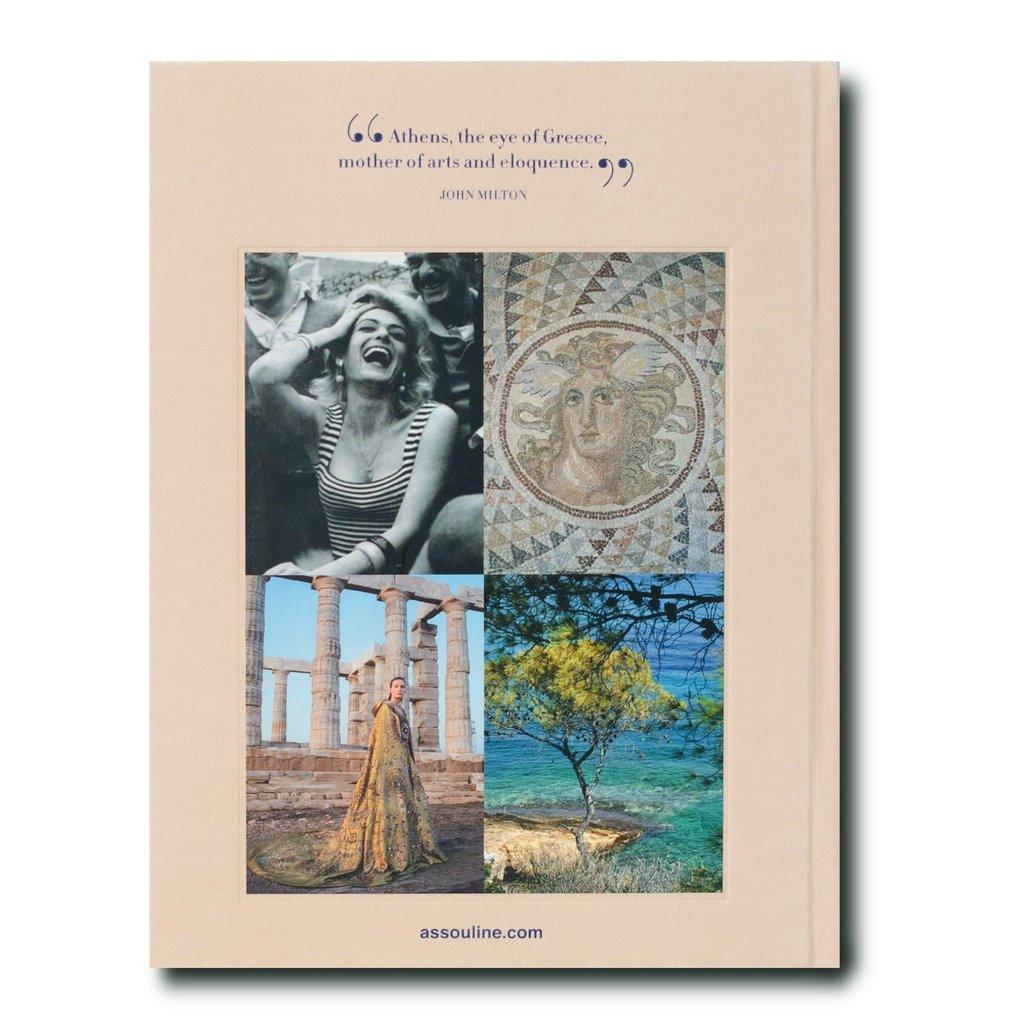Athens Rivera Book