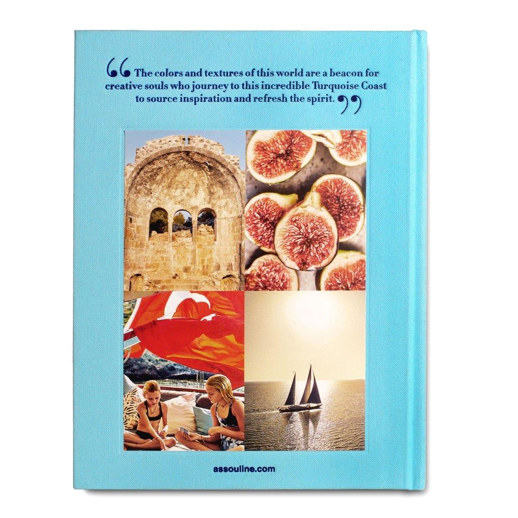 Assouline Publishing Turquoise Coast Book