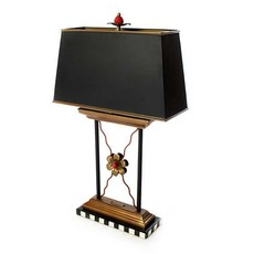 Mackenzie-Childs Courtly Library Lamp