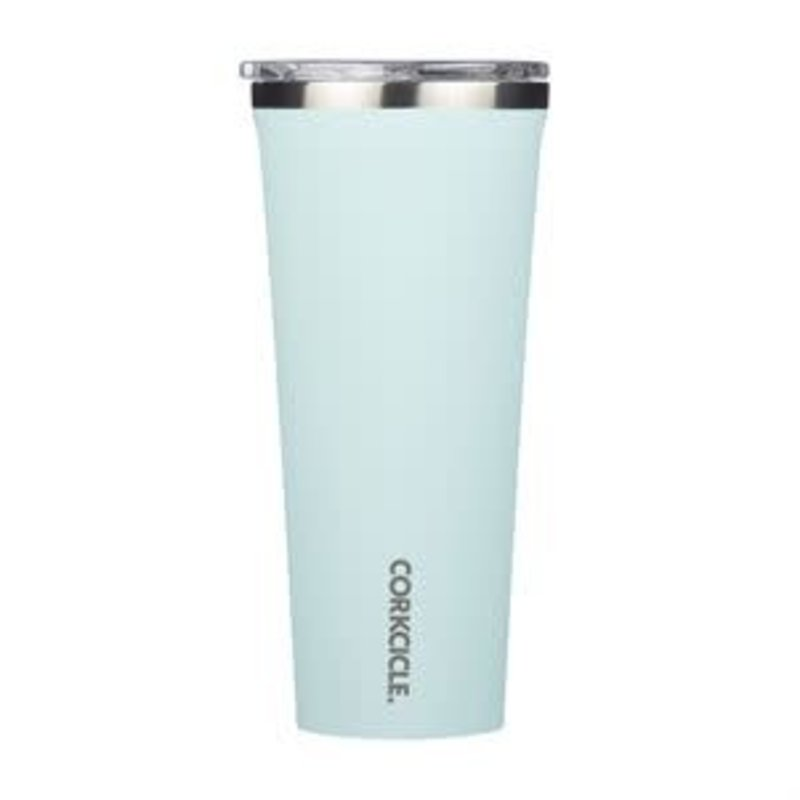 Corkcicle 24 Ounce Tumbler -  Gloss Powder Blue
