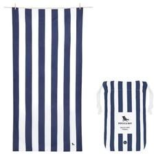 Dock & Bay Dock & Bay Quick Dry Towel - Cabana - Whitsunday Blue