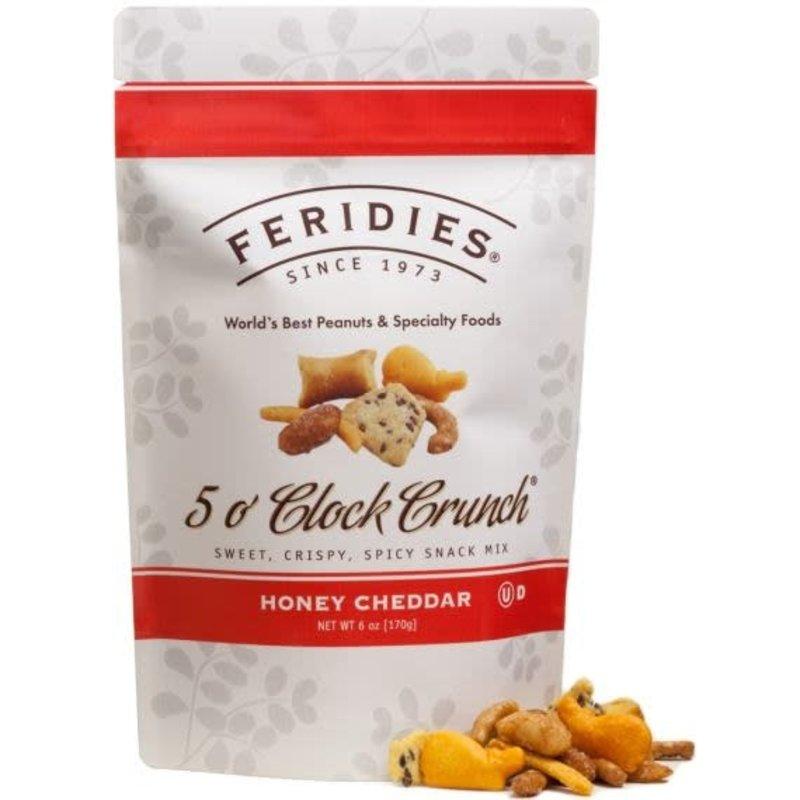 Feridies 5o'clock Crunch 6oz. Printed Bag