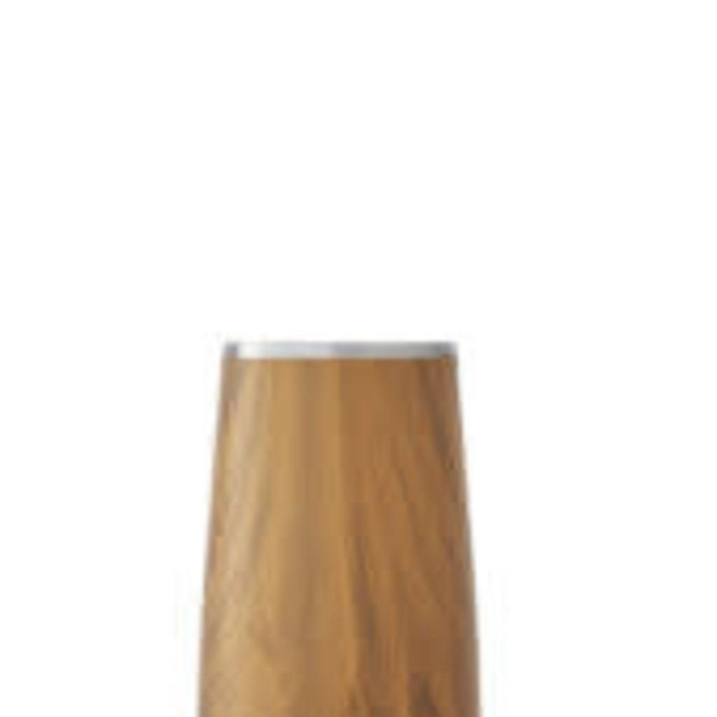 Swell Bottle 6 oz Teakwood Champagne Flute