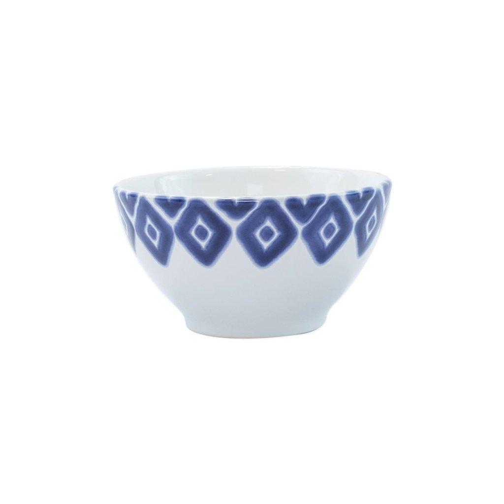 Vietri Santorini Diamond Cereal Bowl