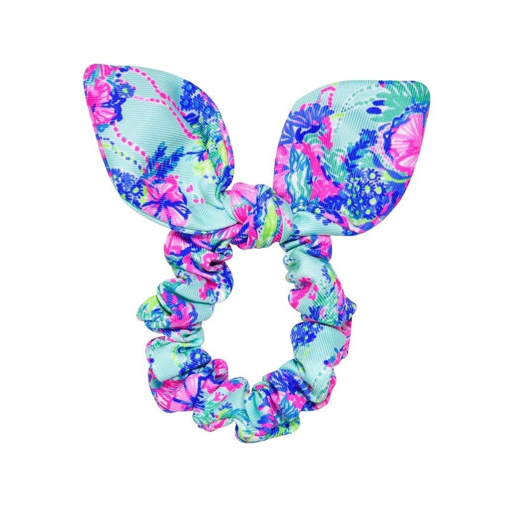 Lilly Pulitzer Lilly Pulitzer Hair Scrunchie, Beach You To It
