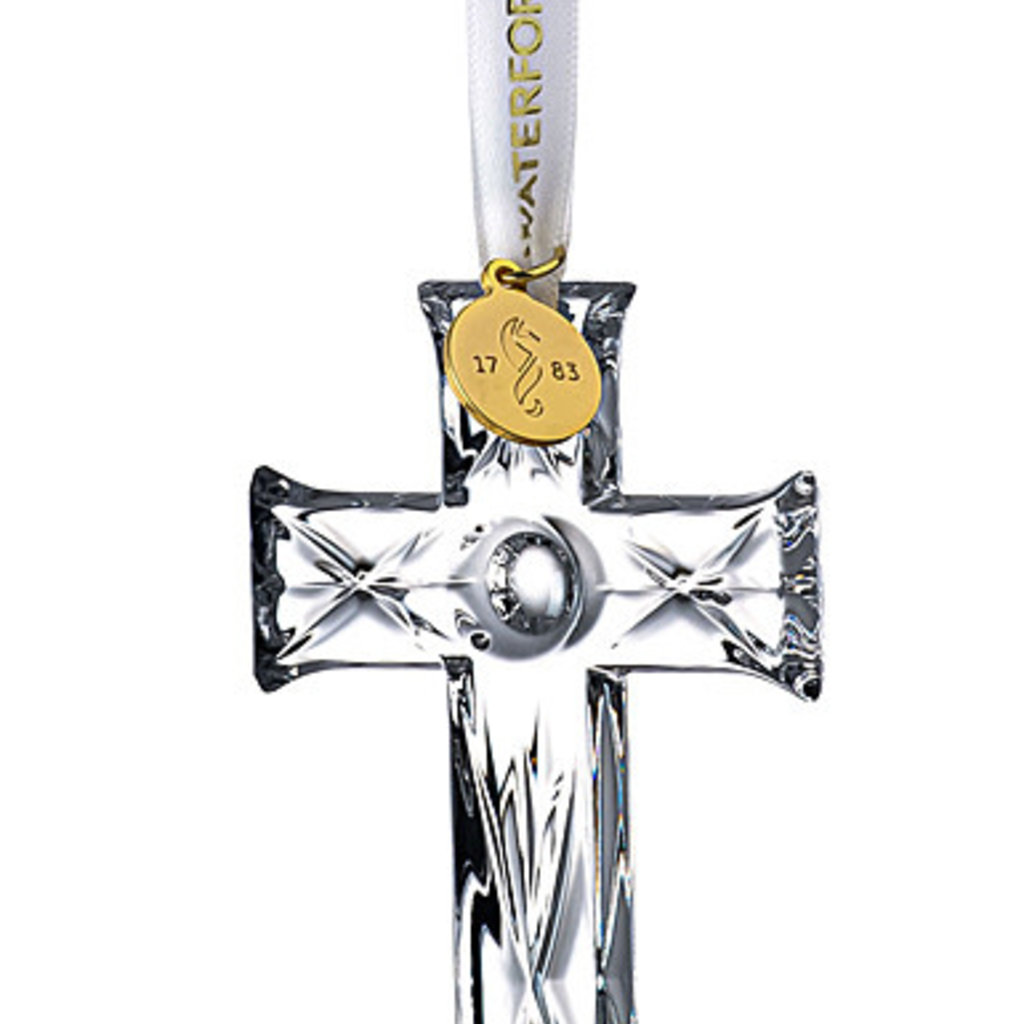 Fiskars Christmas Mini Cross Ornament