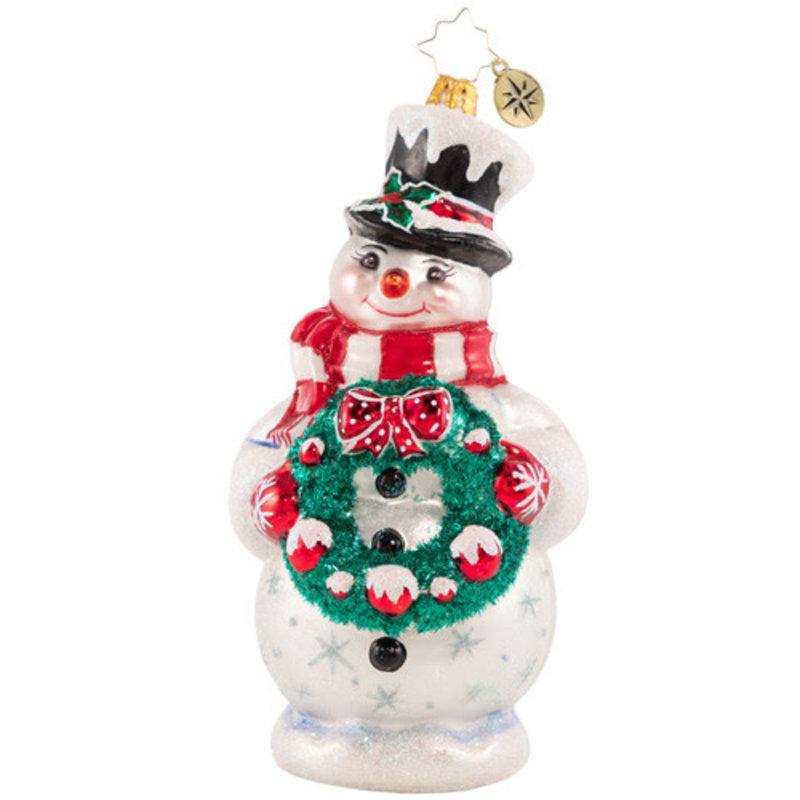 Radko Darling Christmas Decorator